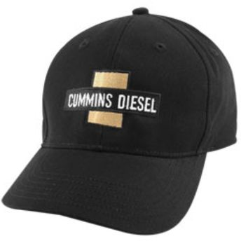 Cummins Historical Diesel Cross Cap