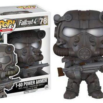 Funko Pop Games: Fallout 4 - T-60 Power Armor Vinyl Figure