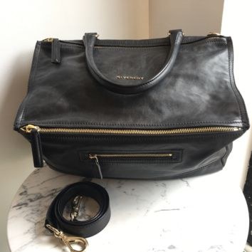 Givenchy Black Pandora Bag