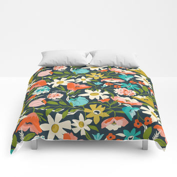 Nightshade Comforters by Heather Dutton
