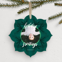 All Around Holiday Ornament Cards by aticnomar | Minted
