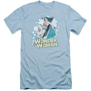 DCCKM83 I'm Wonder Woman Short Sleeve Adult 30/1