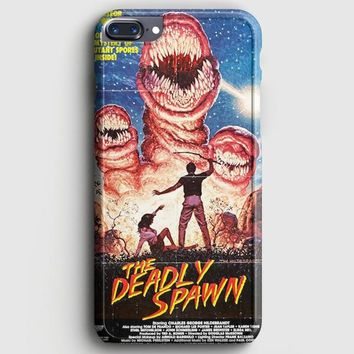 Deadly Spawn Vintage Horror iPhone 7 Plus Case | casescraft