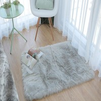 Living Room Bedroom Carpet Luxury Sofa Floor Mat [118169796633]