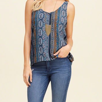 Must-Have Strappy Front Tank