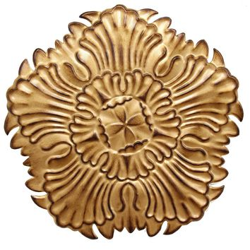 Antique Gold Medallion Wall Decor By Stratton Home Décor