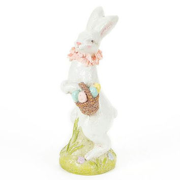 "3 Easter Rabbits - 12.5 "" H"