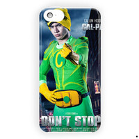 Calum Hood Dont Stop 5Sos Lyrics For iPhone 5 / 5S / 5C Case