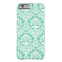 Rhapsody in Green Barely There iPhone 6 Case