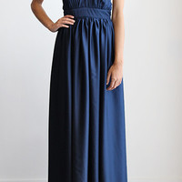 Fallon Halter Maxi Dress