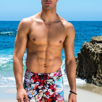 Sauvage Napoli Surf Shorts