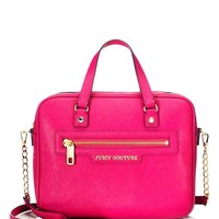 Sophia Leather Luggage Satchel