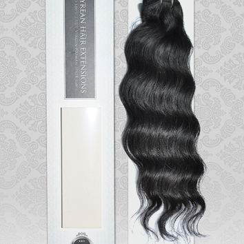 100% RAW Unprocessed Indian Big Curl Virgin Remy Human Hair Extensions