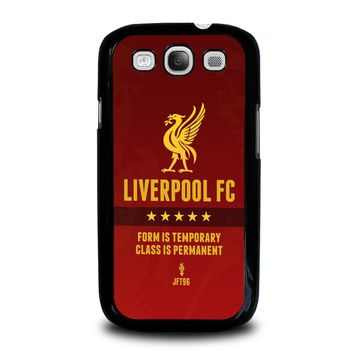 LIVERPOOL FC THE REDS Samsung Galaxy S3 Case Cover
