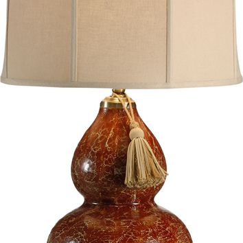Red Gourd Lamp