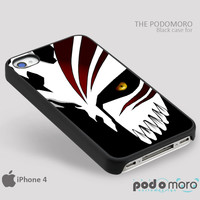 Anime Bleach Hollow Mask for iPhone 4/4S, iPhone 5/5S, iPhone 5c, iPhone 6, iPhone 6 Plus, iPod 4, iPod 5, Samsung Galaxy S3, Galaxy S4, Galaxy S5, Galaxy S6, Samsung Galaxy Note 3, Galaxy Note 4, Phone Case