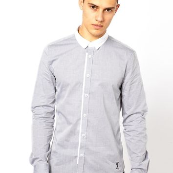 Religion Chambray Shirt