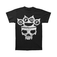 Five Finger Death Punch Men's  My Knuckles T-shirt Black