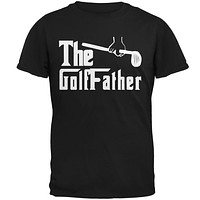 Father's Day Golf Father Mens T Shirt