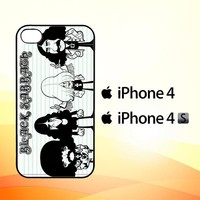 black sabbath logo Y0501 iPhone 4 4S 5 5S SE 5C 6 6S 6 Plus 6S Plus 7 7 Plus Case