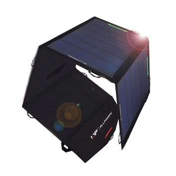 ALLPOWERS 16W Solar Panel Charger with iSolar Technology