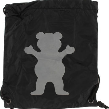 Grizzly Bear Logo Lightweight Bag Black