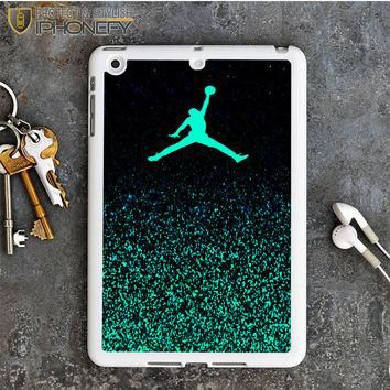 Nike Air Jordan Jump Mint Glitter iPad Mini Case iPhonefy
