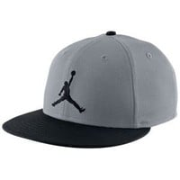 Jordan Jumpman True Snapback Cap - Men's at Champs Sports