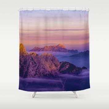I'm A Ruin Shower Curtain by Gallery One