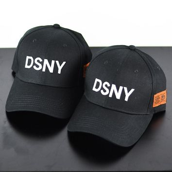 2018 DSNY Caps heron preston casual women men hat fear of god kanye west hats justin bieber hip hop bone baseball caps