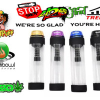 Honey Puff Fogger Incredibowl 420 Weed Smoking pull pipe