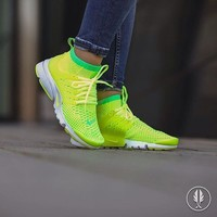 Air Presto Ultra Flyknit Yellow Sun