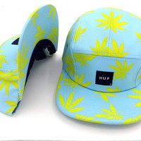Perfect HUF Women Men Embroidery Sports Sun Hat Hip Hop Baseball Cap Hat