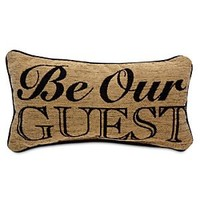 Beauty and the Beast Pillow - ''Be Our Guest'' | Disney Store