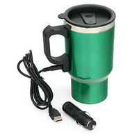 Dual Heated Travel Mug