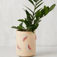 Watermelon Icon Planter | Urban Outfitters