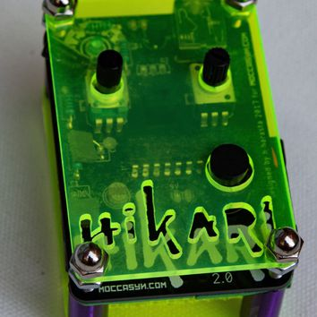 Hikari 光 2.0 Pocket Synthesizer