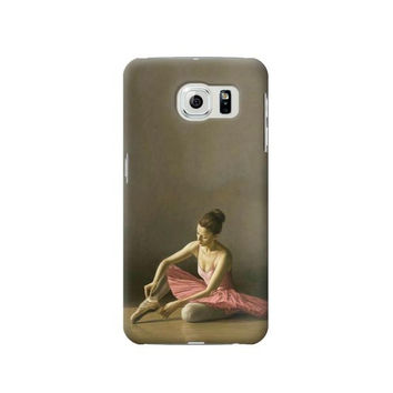 P1241 Ballet Phone Case For Samsung Galaxy S6 edge