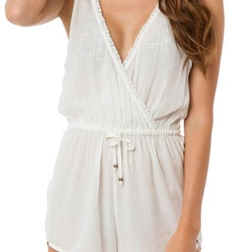 O'Neill 'Bungalow' Sleeveless Romper | Nordstrom