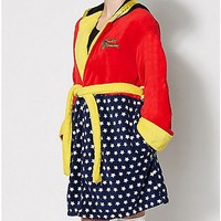 Wonder Woman Robe - DC Comics - Spencer's