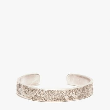 Cause And Effect Rock Texture Cuff