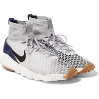Nike - Air Footscape Magista Flyknit High-Top Sneakers