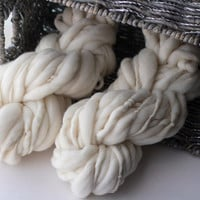 NEW Antler - Natural Yarn Collection - Jumbo Super Bulky Handspun Merino Wool Yarn