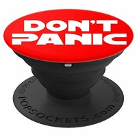 DONT PANIC - PopSockets Grip and Stand for Phones and Tablets