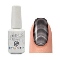Harmony Gelish Magneto - Iron Princess w/ Matching Magnet Lacquer