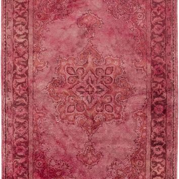 Surya MYK5013 Mykonos Pink Rectangle Area Rug