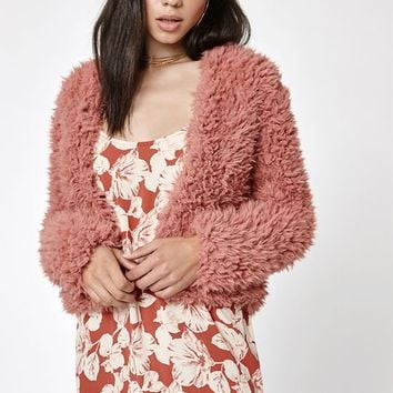 Billabong Fur Keeps Jacket at PacSun.com