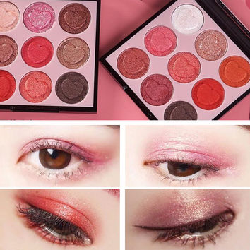 Guicami Wine Red Eye Shadow [11686938639]