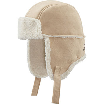 Supreme: Faux Shearling Trooper - Tan
