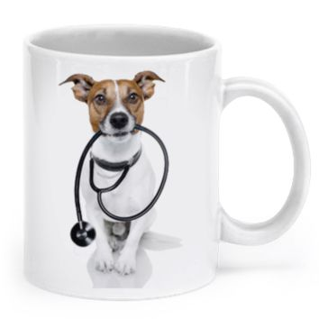 Dog Doctor Mug dogdoctormug